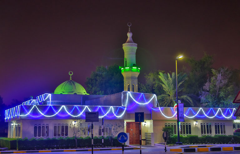 National Day Light Decoration