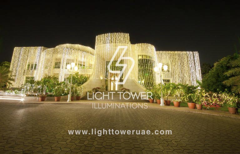 Wedding Light Decorations Uae Dubai Abu Dhabi Sharjah Al
